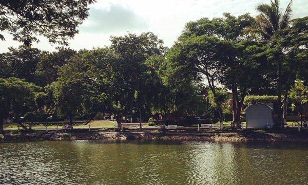Le Thi Rieng Park