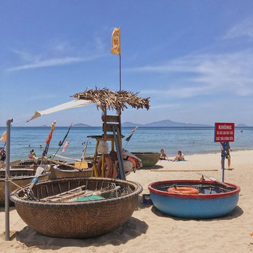 an bang beach hoian