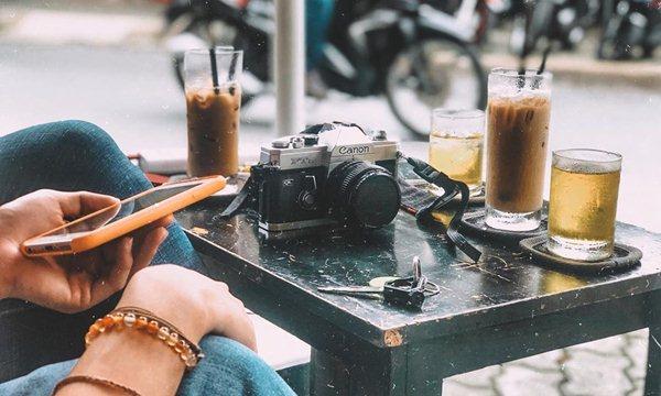 Iced Coffee Saigon
