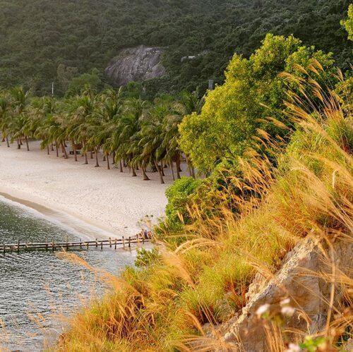 Cham Beach