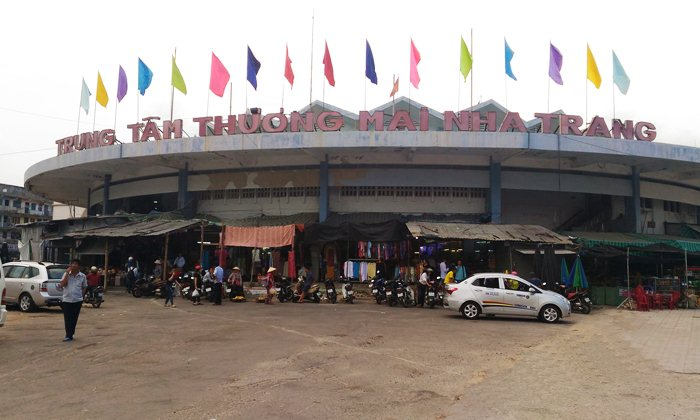 Dam Market Nha Trang