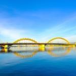 dragon bridge Vietnam