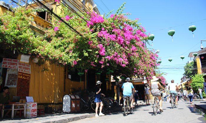 Tran Phu Street in Hoi An Ancient Town