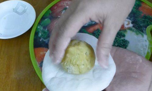 Make mooncake