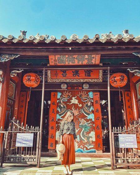 Ong Pagoda Hoi An