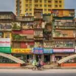 tube houses in vietnam