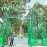 saigon zoo botanical garden