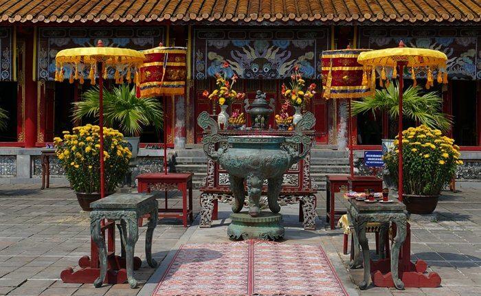 Worship the Nguyen Family