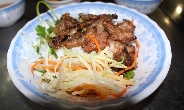Hue Grilled Pork Noodle