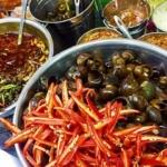 snacks in Vietnam