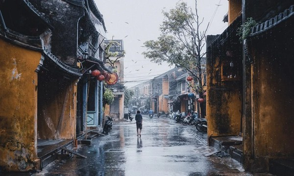 monsoon season in Vietnam