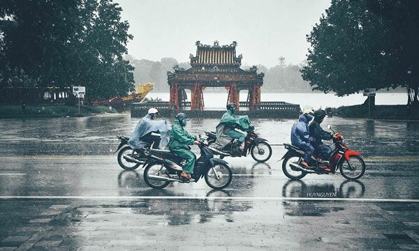 Vietnam monsoon season
