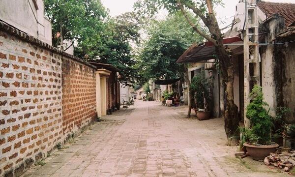 ancient village in vietnam