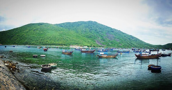 bich dam fishing village