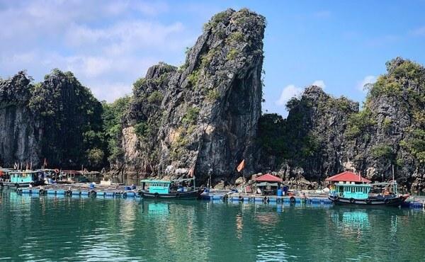 cuu van fishing village