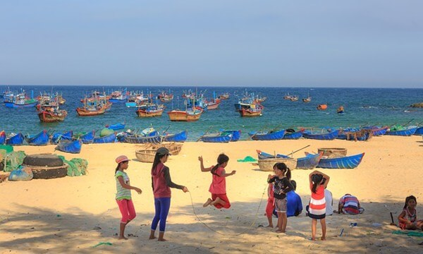 fishing villages in Vietnam