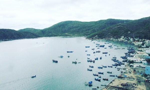 hai minh fishing village