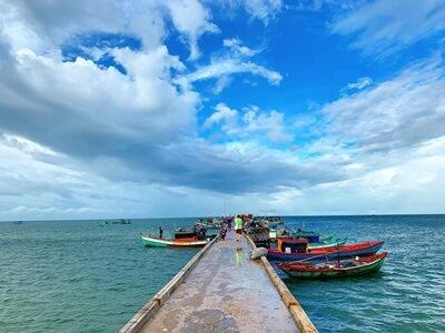 Ham Ninh Fishinh Village