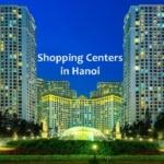 top shopping centers in Hanoi