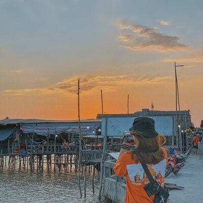 fishing village ham ninh