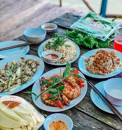 ham ninh seafood