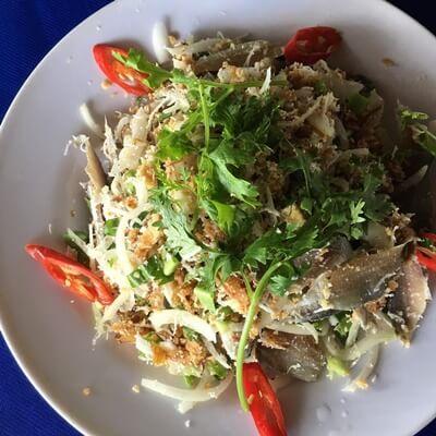 herring salad phu quoc
