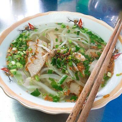 mackerel noodle soup