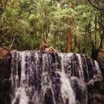 waterfall in phu quoc national park